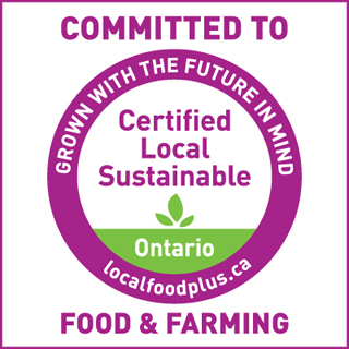 Certified Local Sustainable Ontario