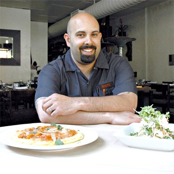 Hot chef opens up in historic location
